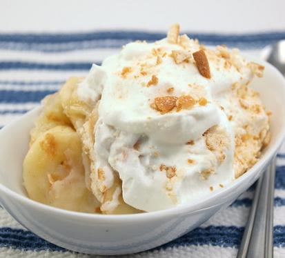 Quick and Easy Banana Pudding