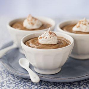 Traditional Butterscotch Pudding