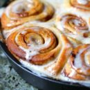 Quick and Easy Cinnamon Rolls