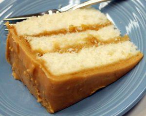Classic Caramel Cake