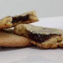 Ganache-Filled Cookies
