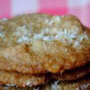 Coconut and Macadamia Nut Cookies