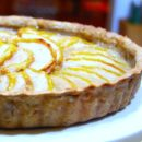Peach and Pear Tart