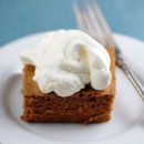 Spiced Butterscotch Cake