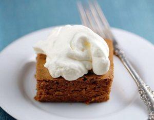 Spiced Butterscotch Cake