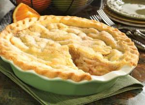 Apple Orange Pie