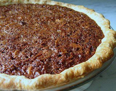 Chocolate Coconut Macadamia Pie