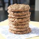 Figs & Honey Oatmeal Cookies