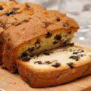 Honey Raisin Cake