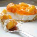 Peaches & Cream Cheese Pie