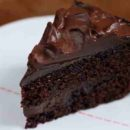 Special Dark Chocolate Cake