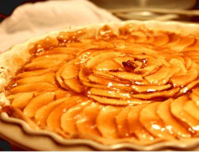 Apple Citrus Tart
