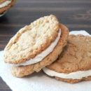 Oatmeal Marshmallow Sandwich Cookies Recipe