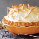 Lemon Pumpkin Meringue Pie